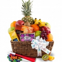 Happy Father's day Fruit Basket