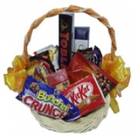 10 items Chocolate Basket