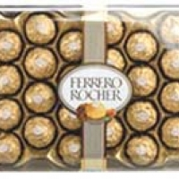 24 pieces of Ferrero